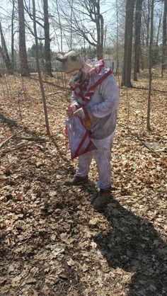 Twisty the clown by Rusty Sinner FX Horror Stories, Rain Jacket, Windbreaker, Pictures, Photos, Anorak Jacket, Grimm, Raincoat
