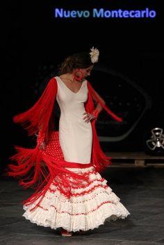 Traje de Flamenca - Ecoflamenca%2C-una-pasarela-verde - SIMOF-2013