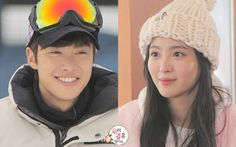 Watch We Got Marrieds' Newest Couple Jung Hye Sung and Gong Myung on this Week's Episode Korean Tv Shows, Korean Actors, Jung Hye Sung, Gong Myung, We Get Married, Kim Dong, Korean Entertainment, Korean Drama, Movie Tv