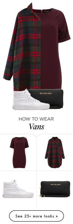 """420"" by diamondhnyc on Polyvore featuring Dorothy Perkins, Michael Kors and Vans"