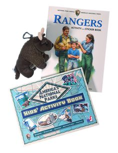 National Parks Set with Buddy Bison / A present idea from the @nytimes 2016 Holiday Gift Guide