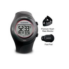 """(CLICK IMAGE TWICE FOR DETAILS AND PRICING) Garmin Forerunner 410 Watch with HRM and FP-R Forerunner 410 Premium HRM. """"Garmin Forerunner 410, Runners Pro Plus Refurbished Includes One Year Warranty, The Garmin Forerunner 410w_ HRM, World Wide is the easiest way to track your training. There s virtuall.... See More Heart Rate Monitors at http://www.ourgreatshop.com/Heart-Rate-Monitors-C394.aspx"""