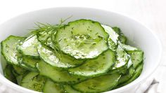 Thaise komkommersalade, ik ben verslaafd! - Volkskeuken - VK (in dutch)
