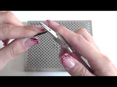 ► [ TUTO ] Planche Wig Jig Forme 15 Fil Alu et Perles magiques - YouTube