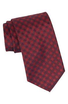 BOSS HUGO BOSS Woven Silk Tie | Nordstrom