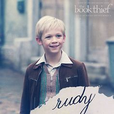 Book Thief. On Liesel and Max from Zusak himself