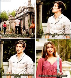 """#TheOriginals 2x08 """"The Brothers That Care Forgot"""" - Davina and Kol"""