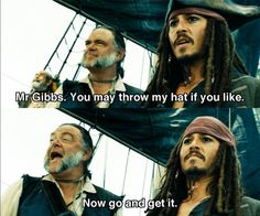 Pirates of the Caribbean: At World's End- has to be one of my favorite parts of the whole franchise