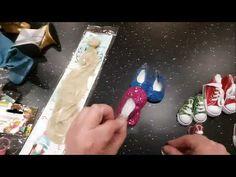 Обзор комплектующих для изготовления кукол и игрушек. Волосы. Глаза. Обувь.#оставайсядома. #stayhome - YouTube Birthday Candles, Make It Yourself, Youtube, Youtubers, Youtube Movies