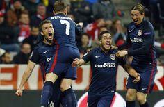 Atlético de Madrid se adueñó de Munich y está en la final de Champions