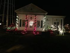 Land Grant Office, Christmas 2016