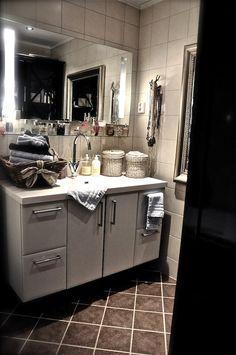 Cozy Bedroom, Double Vanity, Home Improvement, Villa, Bathroom Ideas, Neutral, House, Classic, Projects