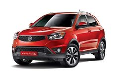 Ssangyong Korando C facelift launched in South Korea. Ssangyong Korando C features revised exteiors, new interiors & is more refined. Price, specs in India Motor A Diesel, Mahindra Cars, Mitsubishi Pajero Sport, Suv 4x4, Upcoming Cars, Auto News, Automobile Industry, Latest Cars, Commercial Vehicle