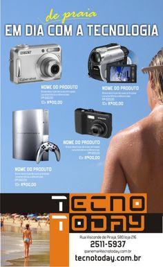 Flyer Tecno Today - Verso | Flickr - Photo Sharing!