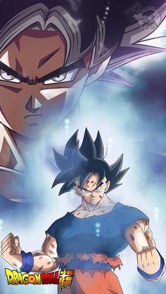 Goku Ultra Instinct by AdeBa3388.deviantart.com on @DeviantArt