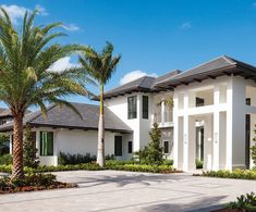 Home Exteriors Ideas 1980 House Broward Roof Design, House Design, Skylight Design, Open Family Room, Florida Design, Roof Architecture, Palm Beach Gardens, Tropical Houses, Florida Home
