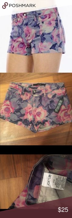 Joe's Shorts NWT Joe's shorts in style tainted rose water. Joe's Jeans Shorts Jean Shorts