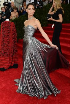 Who Wore What: See Every Look on the Met Gala Red Carpet: Hollywood has its Oscars each Winter, but the fashion community must wait for Wintour for its ultimate night of glamour.