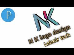 Pixellab logo design Tutorial N K logo Design | pixellab | logo | - YouTube Logo Design Tutorial, Design Tutorials, Photoshop Design, Photoshop Tutorial, Video Editing, Photo Editing, K Logos, Picsart Tutorial, Editing Background