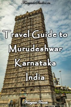 Places to visit in Murudeshwar - A Travel Guide China Travel, India Travel, Travel Nepal, Cool Places To Visit, Places To Go, Weather In India, Nepal Culture, Visit China, Backpacking Asia