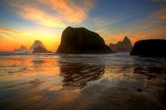 Oregon (Oregon Islands, Oceanside)