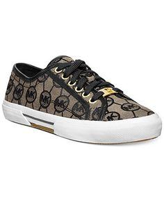MICHAEL Michael Kors Boerum Sneakers - Finish Line Athletic Shoes - Shoes -  Macy\u0027s