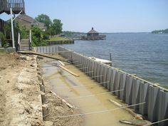 Seawall Repair | @universalengg