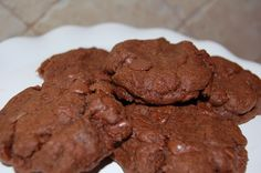 Chocolate Chocolate Chip Cookies      The Sisters Cafe