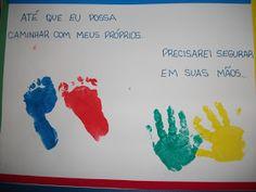 Handprint Poem, Thanksgiving Art, Valentine Crafts For Kids, 1st Day Of School, Preschool, Map, Education, Blog, Montessori