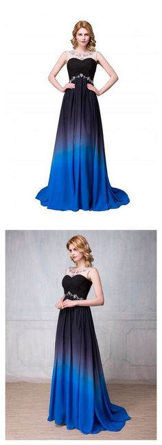 Real Made Charming Prom Dresses