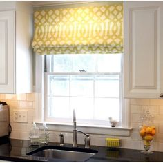 Curtains For Kitchen Windows Above Sink