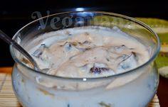 Iogurte de Amêndoas Fermentado com Rejuvelac - Veganana