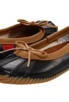 Chooka Solid Duck Skimmer (Black) Women's Slip on  Shoes - Chooka, Solid Duck Skimmer, 1616999, Women's Casual Boots, Rain, Slip on Casual, Closed Footwear, Footwear, Shoes, Gift, - Fashion Ideas To Inspire