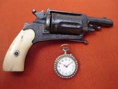 Resultado de imagen de gatillo mexicano revolver