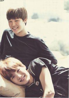 BTS Suga and Jimin | yoonmin