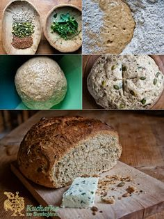 Kuchařka ze Svatojánu: VOŇAVÝ CHLÉB Baked Potato, Banana Bread, Potatoes, Baking, Ethnic Recipes, Desserts, Food, Easter, Bread Making