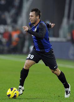 Antonio CASSANO; Bari 1999–2001, Roma 01–06, Real Madrid SPA 06–08, loan  Sampdoria 07–08, Sampdoria 08–11,  AC Milan 11–12, INTER 2012–2013, Parma 13–15, Sampdoria 2015-