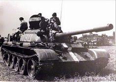 Polish T-55 Mod.1958 Prague spring Prague Spring, Tank Design, Soviet Union, Cold War, Military Vehicles, Polish, World, Model, Armed Forces