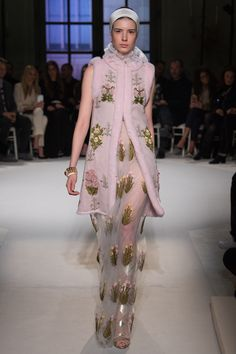 Giambattista Valli - Spring 2017 Couture [*WITHOUT REAL FUR!]