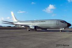 Boeing B737F Atlas