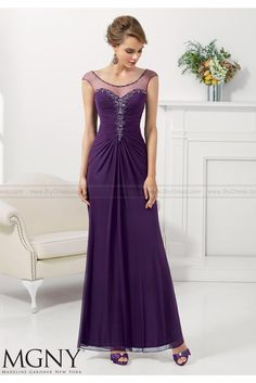 Mori Lee Evening Gown 71122