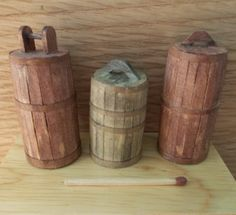 how to: mini wine barrels