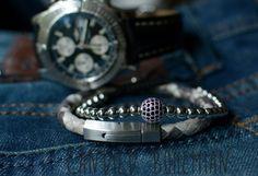 CZ Disco Ball Macrame Bracelet, Mens Beaded Bracelet, Men's Fashion Jewelry, Jewelry Men, Men Bracelets, Rhodium Bracelet, Diamond Bracelet, Men's Fashion, Mens Style, Jewelry For MEn, Beaded Bracelets For Men, Mens Trends, Men's Accessories, Cool Men's Jewelry, MEn's Blog, Menswear, Accessories for Men, Doper, Dope Men, Swag Men, Mens Fall Trends, by CandiedBohemian on Etsy