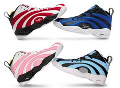 Reebok Shaqnosis 'Florida Rivalry Pack'