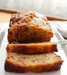 Apple Amish Friendship Bread   RecipeLion.com