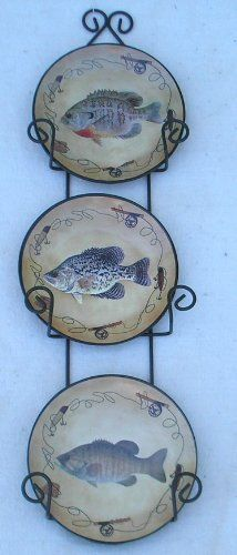 Wrought Iron Wall Plate Holder Scottish Lion Wrought Iron Wall Plate And Bowl