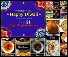 21 Fingerlicking Indian Recipes for Diwali-2015 | 21 Fingerlicking Indian Recipes For Diwali-2015