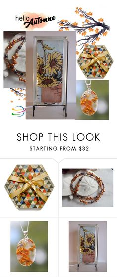 """""""🍁 Hello Autumn🍁"""" by oxysfinecrafts ❤ liked on Polyvore"""