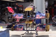 Round 2, Petronas Malaysian Grand Prix 2013, Preview, Scuderia Toro Rosso, Front Wing Detail
