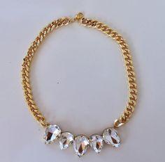 DIY Necklace  : DIY Jewel Necklace